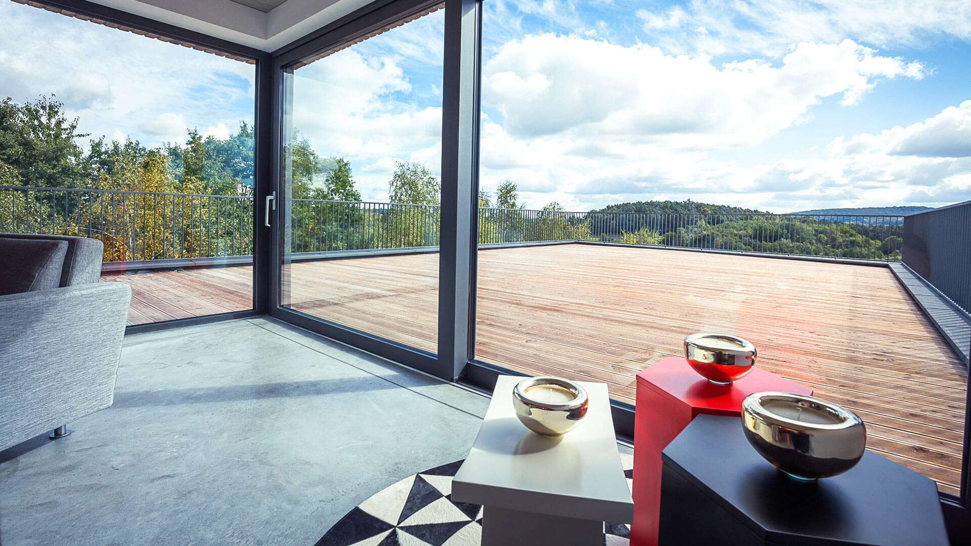 Il colore delle finestre questione di stile blog oknoplast - La casa con le finestre che ridono ...