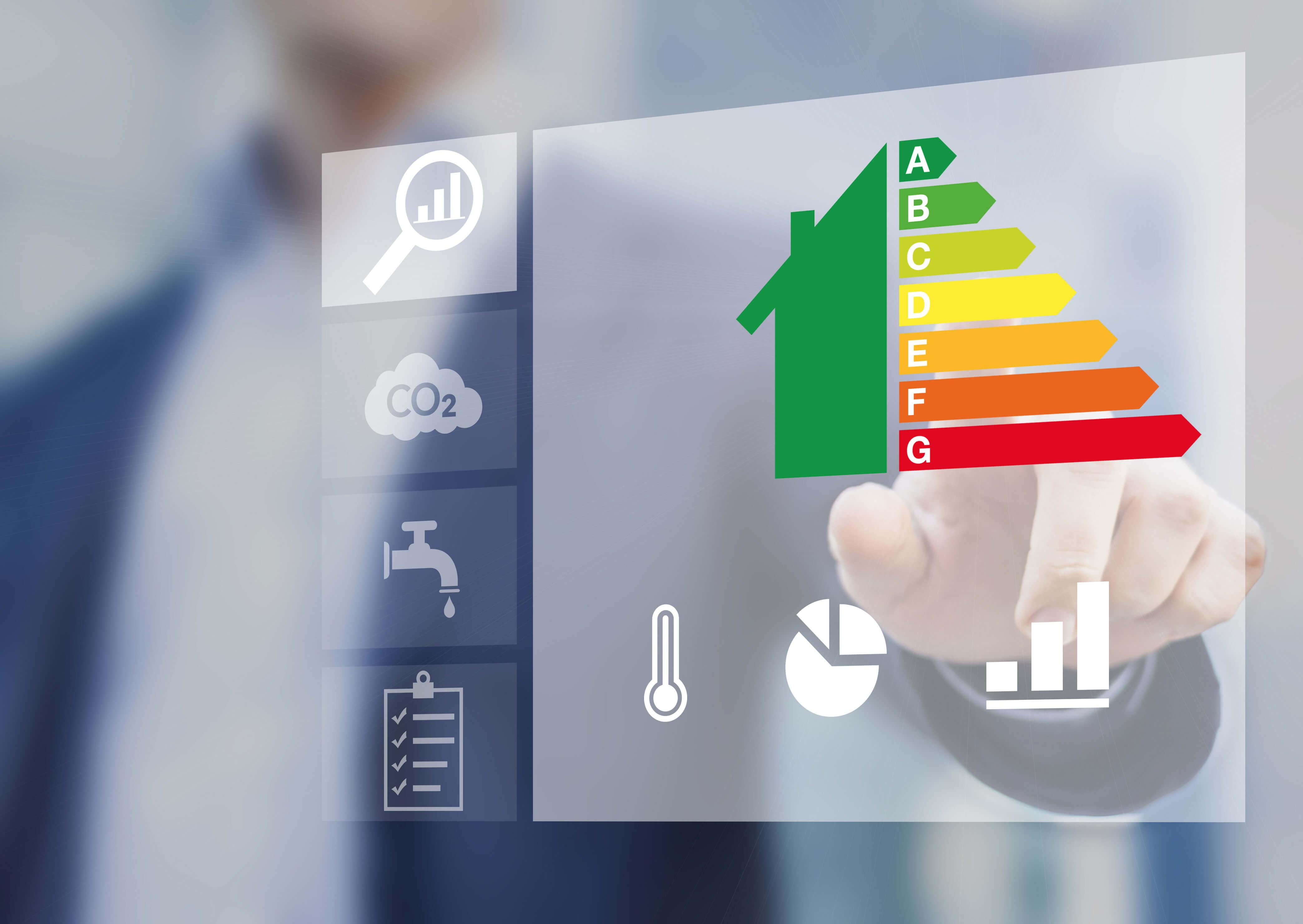 Basso consumo energetico casa