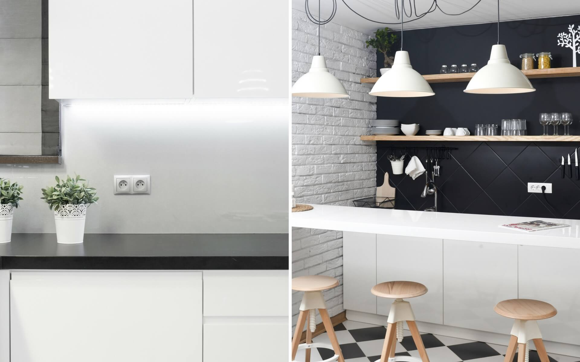 Arredare una piccola cucina consigli pratici blog oknoplast - Arredare cucina piccola rettangolare ...