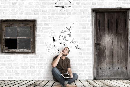 Pianificare l'arredamento di casa