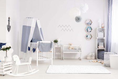 camera del neonato