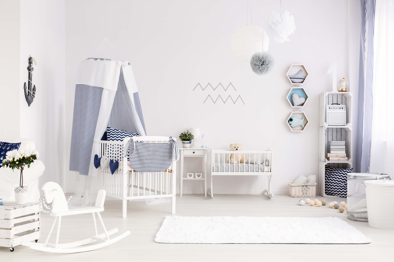 Come arredare la camera per bambini consigli pratici - Idee camera neonato ...