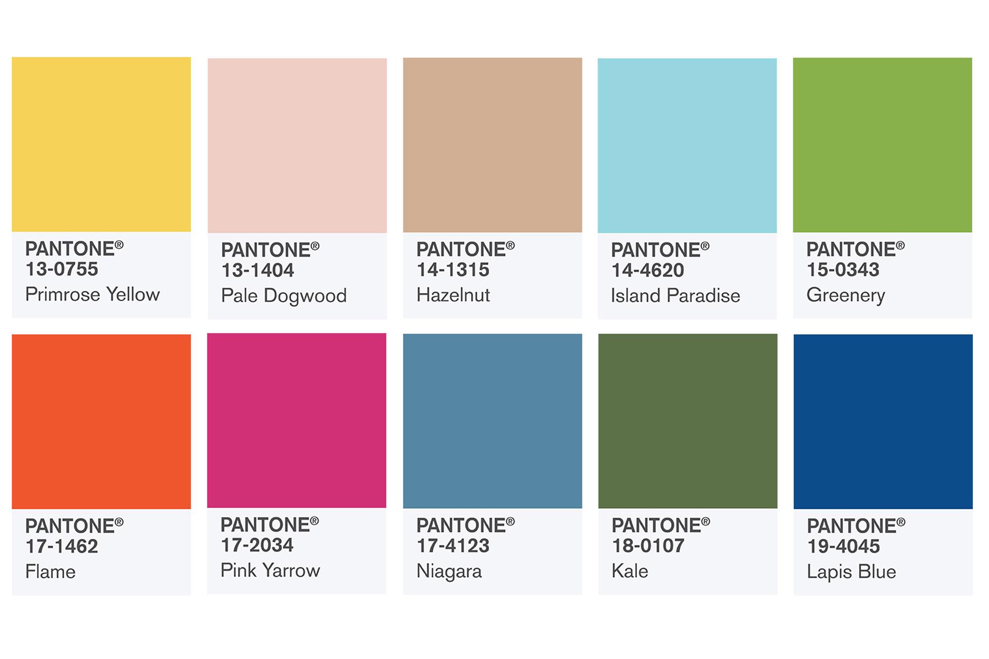 Tendenze colori 2017 blog oknoplast - Colori per la casa 2017 ...