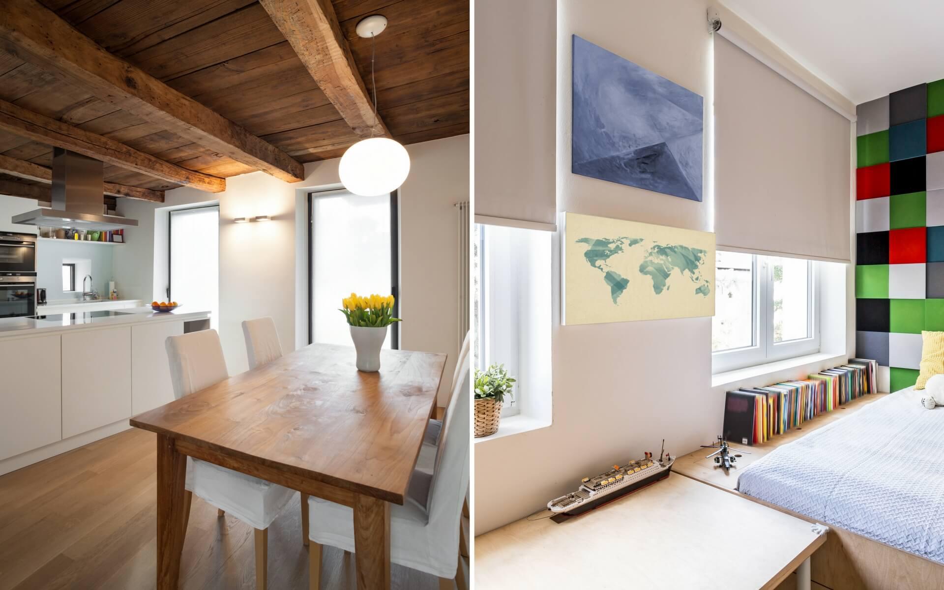 come scegliere i tipi di tende in casa  Blog Oknoplast