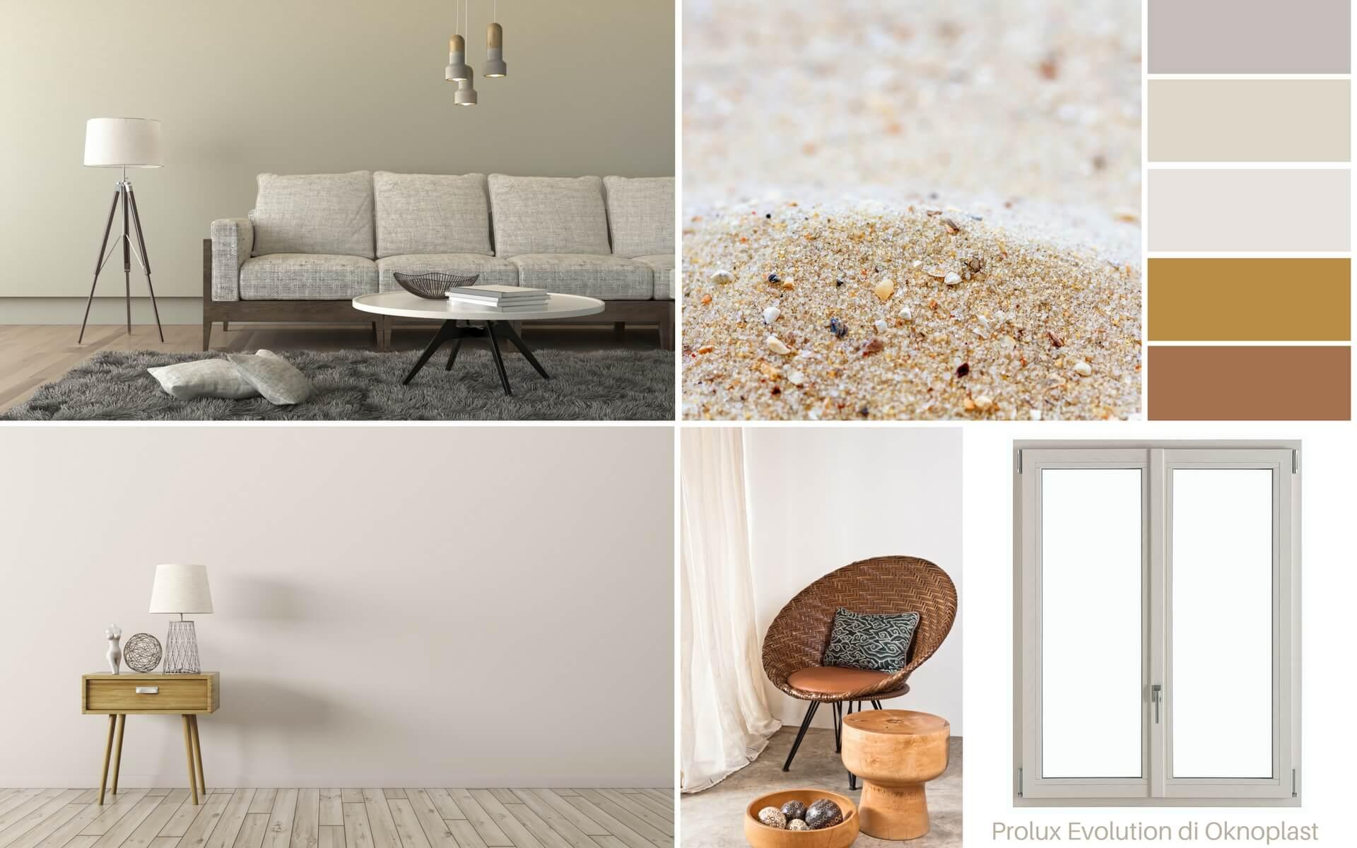 beige e il grigio in casa: scopri come abbinarlo   Blog Oknoplast