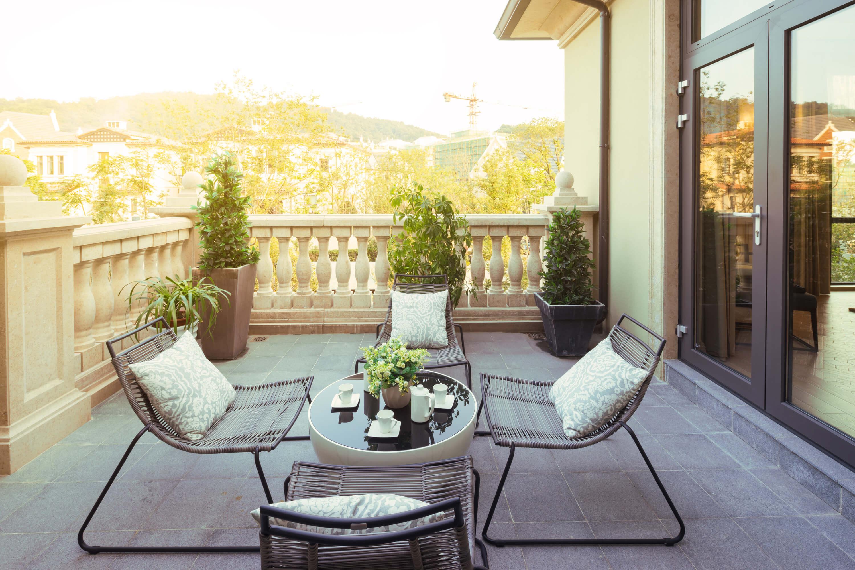 Come arredare il terrazzo di casa   Blog Oknoplast