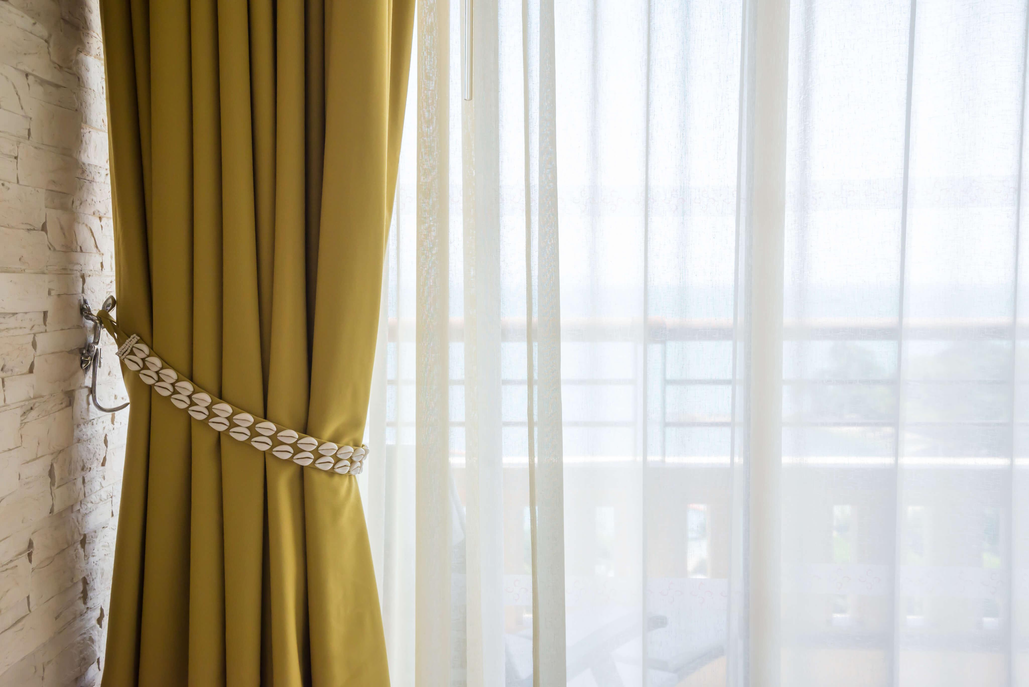 Tende In Tessuto Pesante : Come lavare le tende di casa: scoprilo con i nostri consigli blog