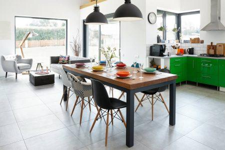 Moderno casa