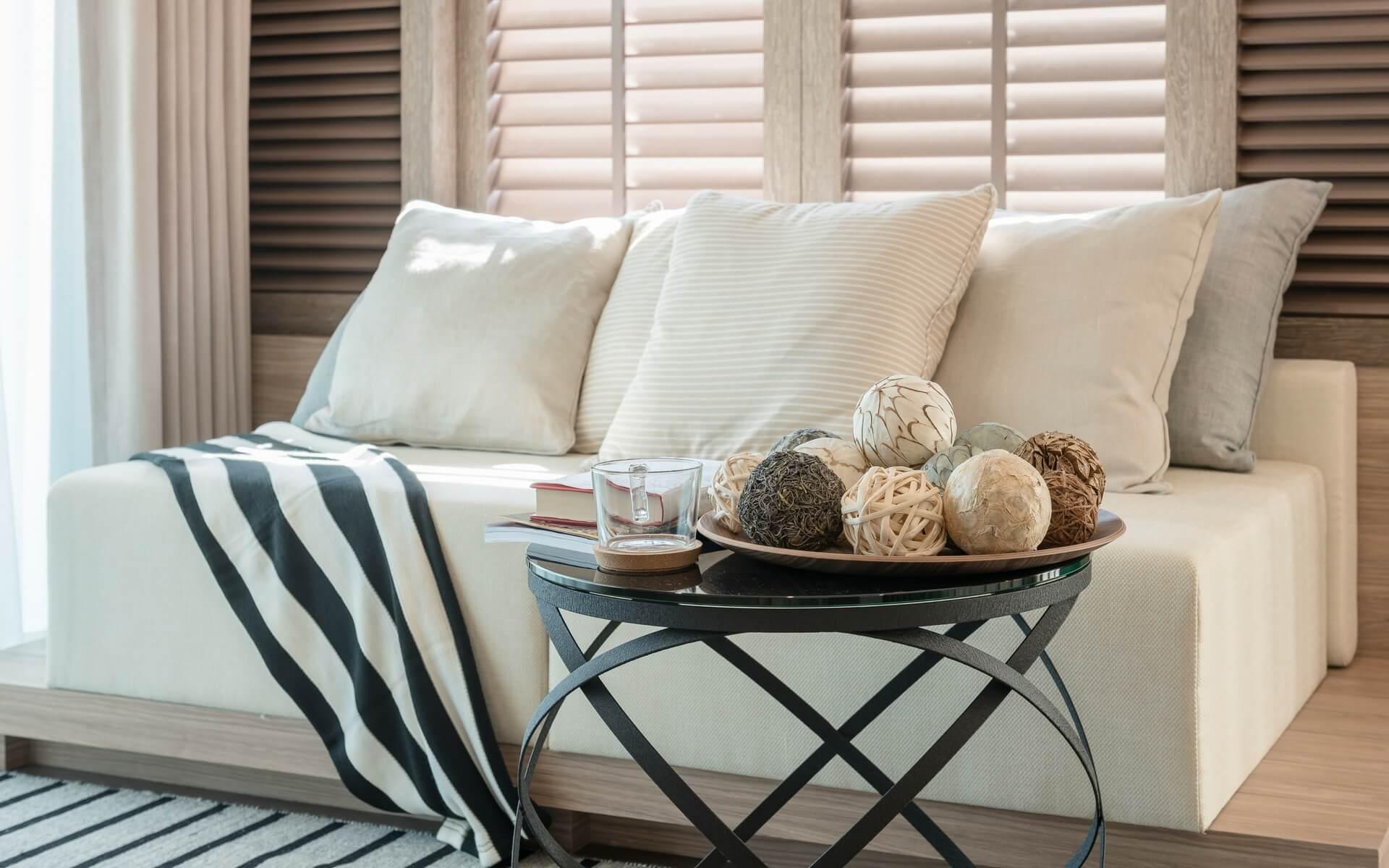 Come arredare casa in stile marinaro blog oknoplast for Tessuti arredo stile marina