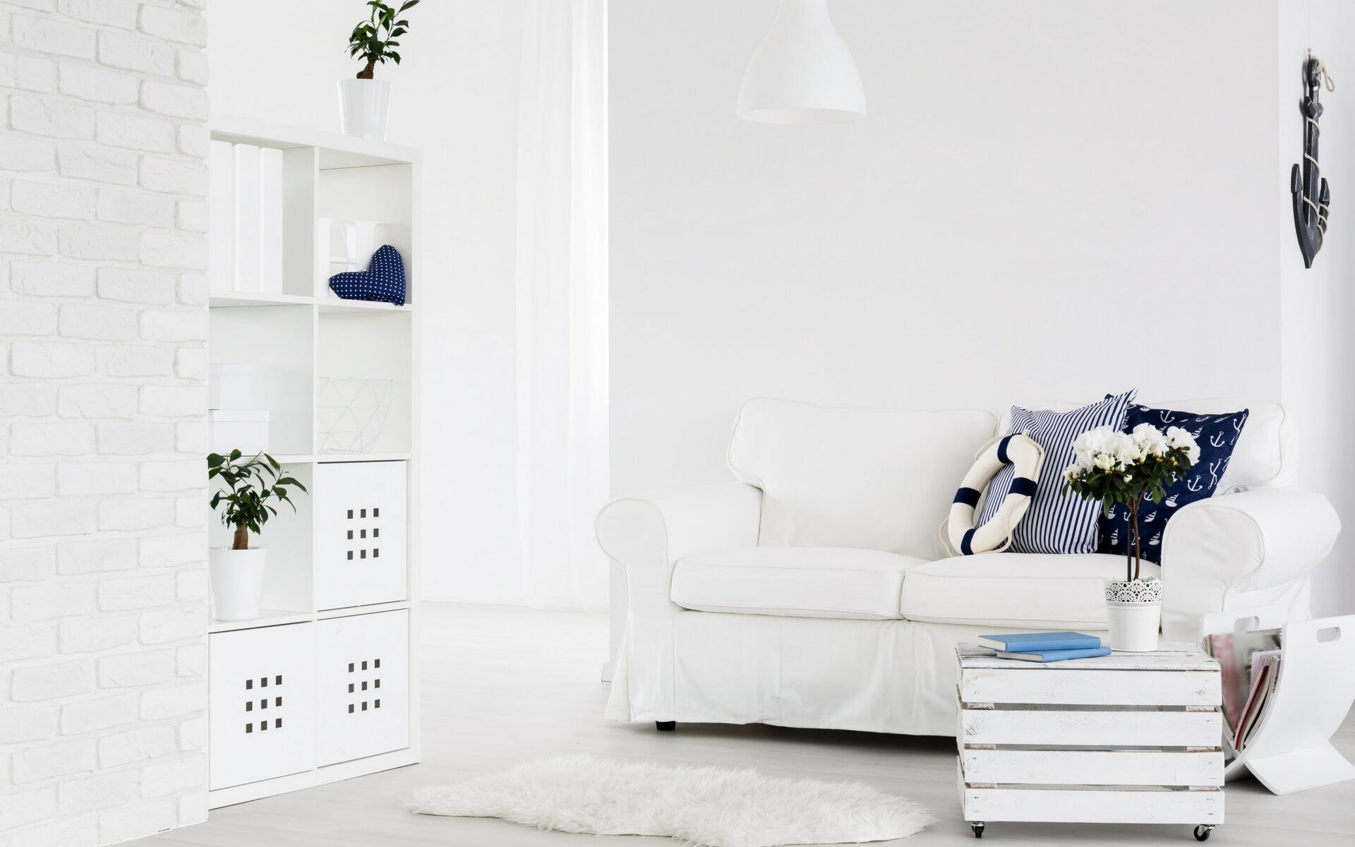 Come arredare casa in stile marinaro blog oknoplast - Mobili stile marinaro ...