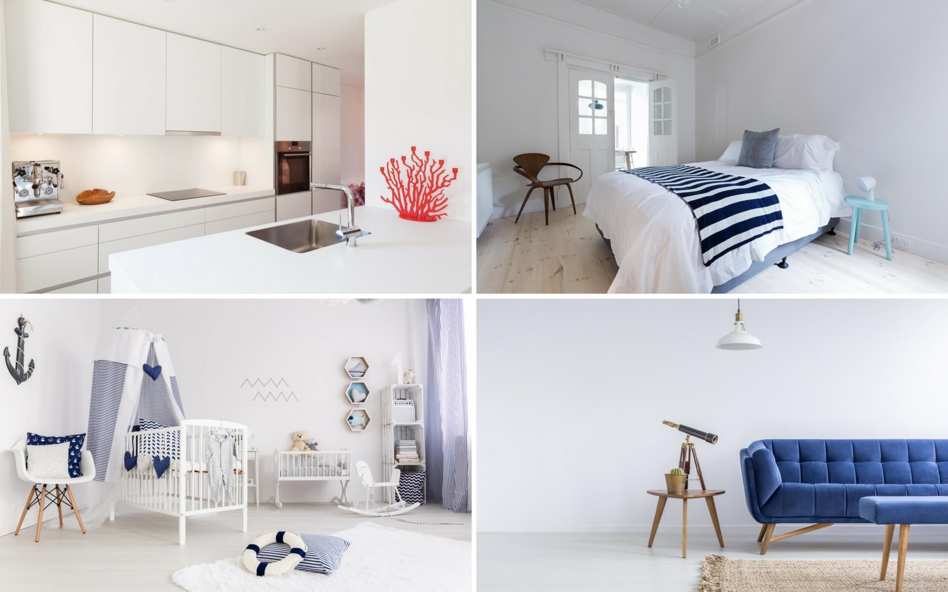 Come arredare casa in stile marinaro | Blog Oknoplast