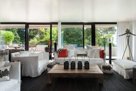 Arredare salotto moderno con stile