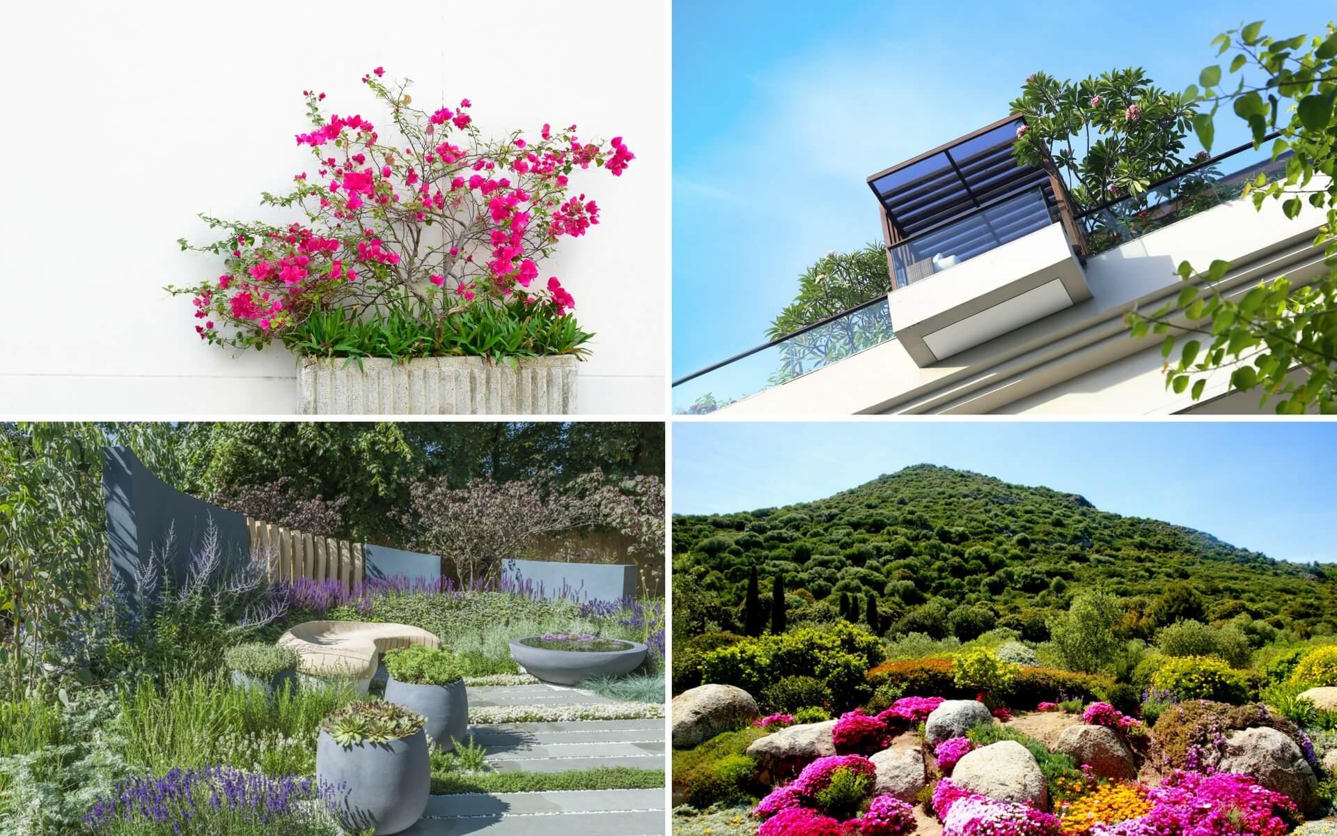 Idee Per Illuminare Un Giardino come arredare in stile mediterraneo | blog oknoplast