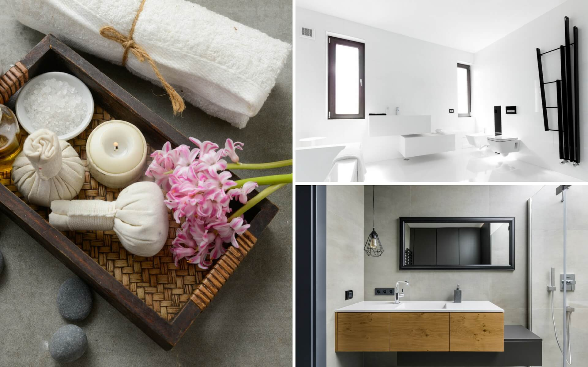 come arredare un bagno di lusso seguendo le ultime tendenze | blog ... - Termosifoni D Arredo Per Bagno