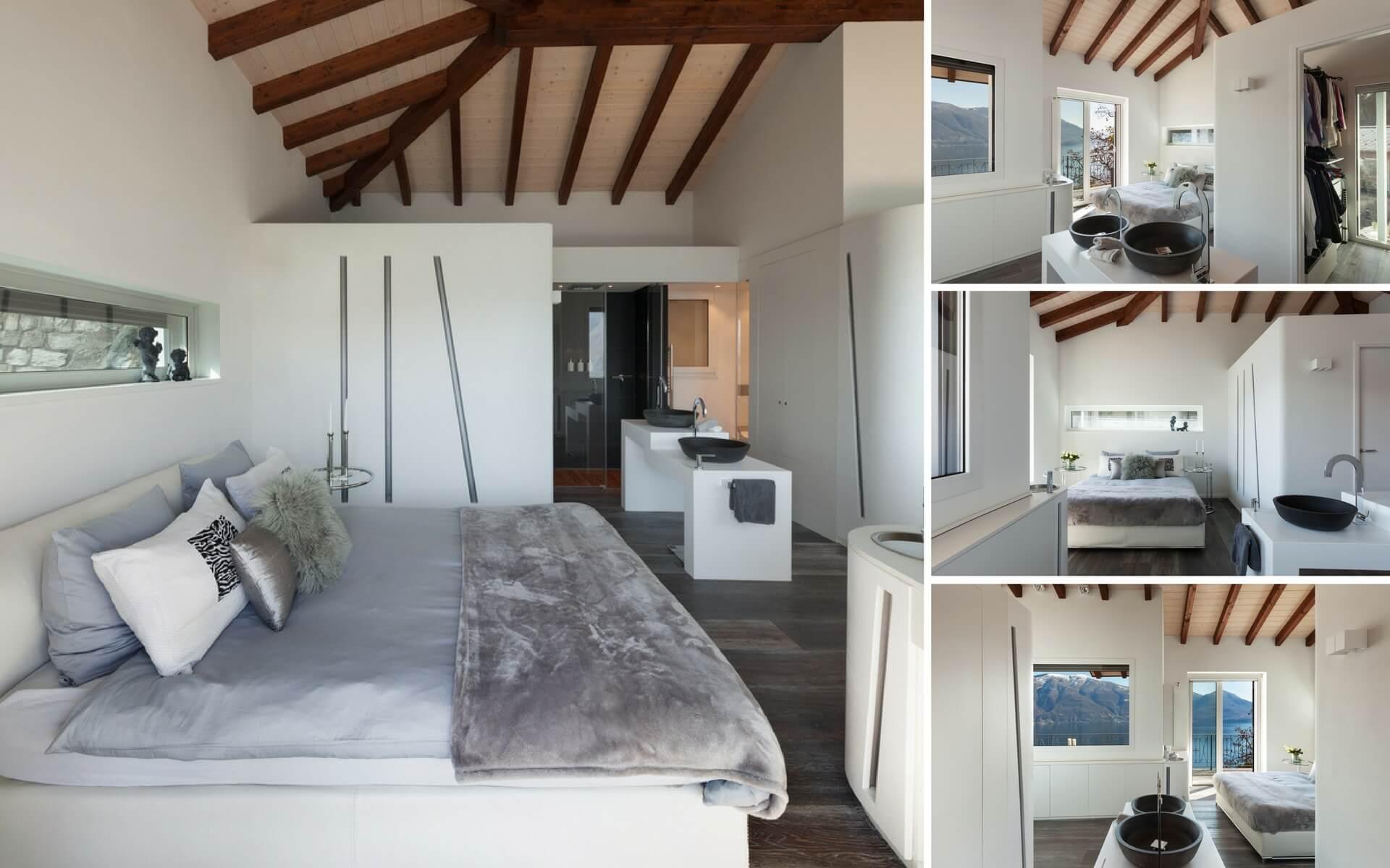 Un attico open space nelle Alpi Svizzere  Blog Oknoplast
