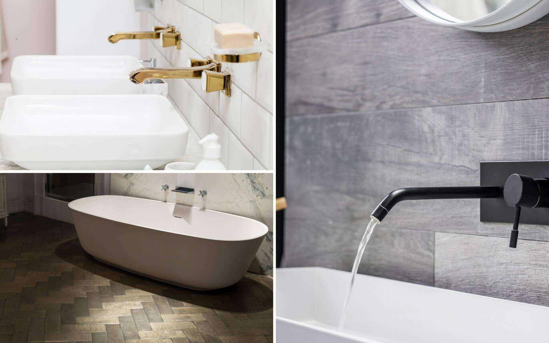 Come arredare un bagno di lusso seguendo le ultime tendenze  Blog Oknoplast