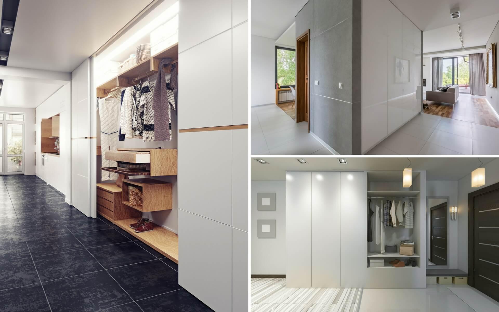 Illuminazione Di Un Corridoio : Come ricavare e organizzare una cabina armadio in casa