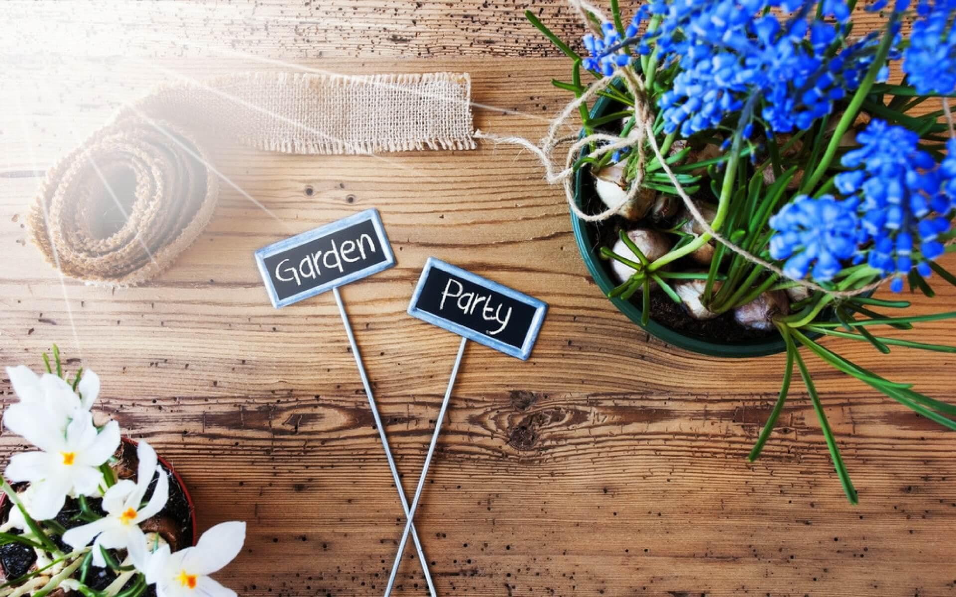 Organizzare il ferragosto in casa blog oknoplast for Organizzare il giardino di casa