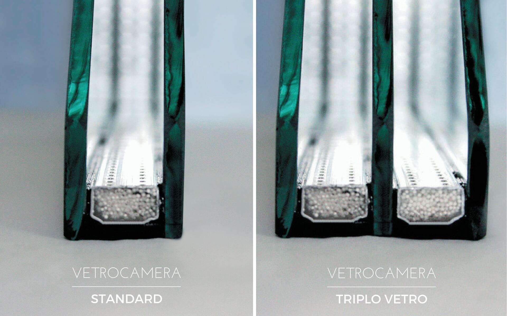 differenze tra vetrocamere per le finestre
