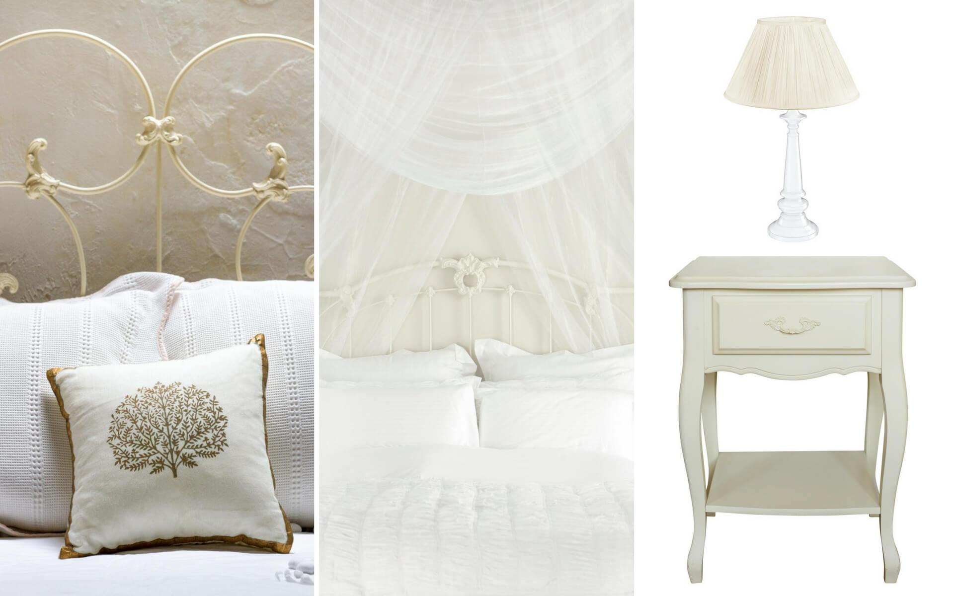 Cheap i tratti di una camera da letto in stile provenzale - Camere da letto stile inglese ...