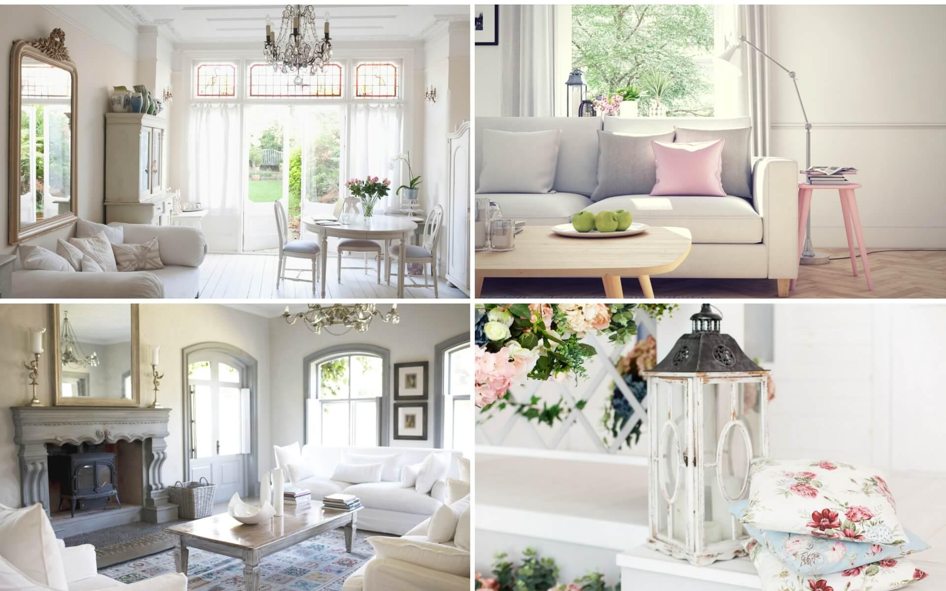 Come arredare la casa in stile provenzale blog oknoplast for Arredamento soggiorno stile provenzale
