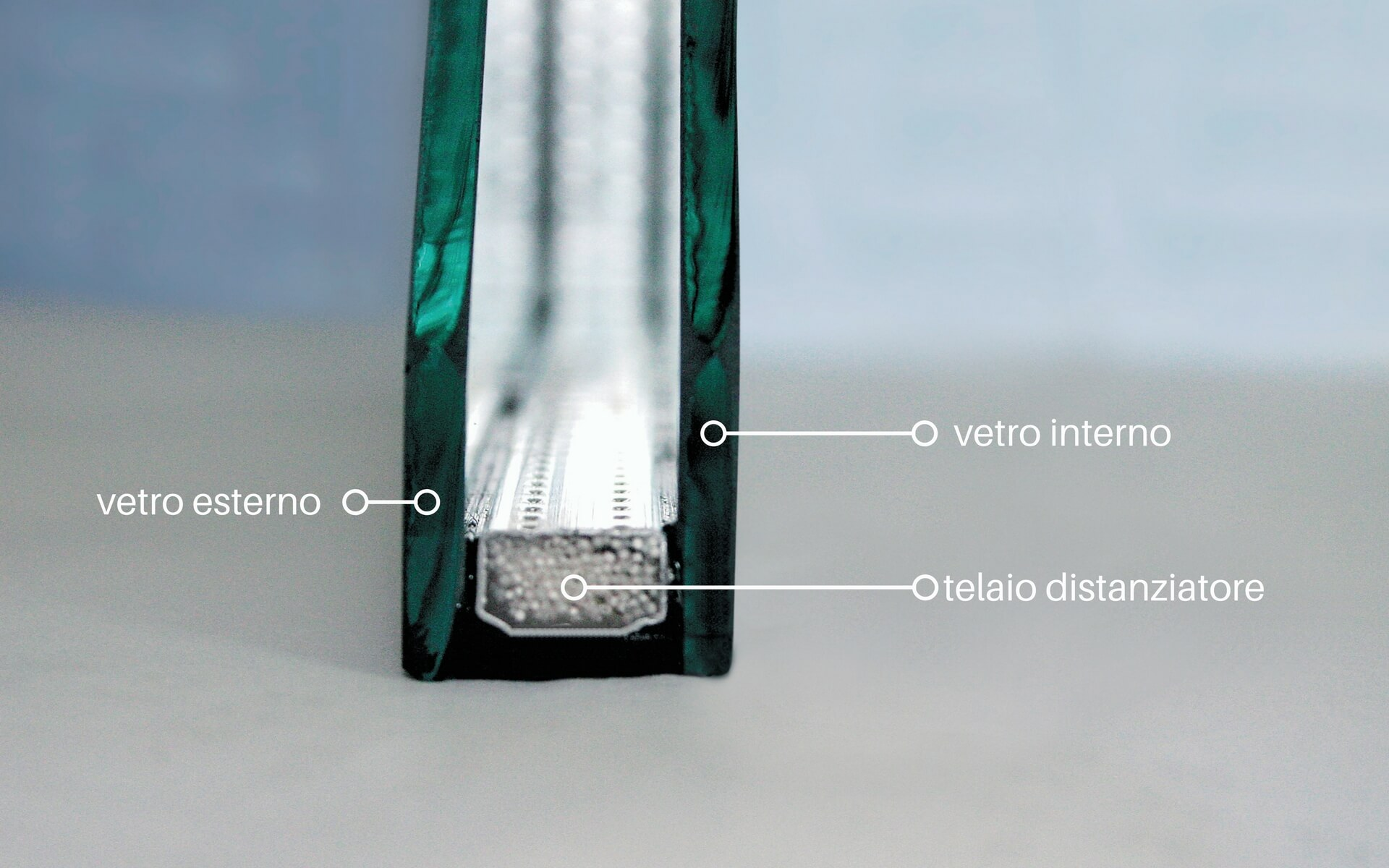L'importanza della vetrocamera con doppi e vetri e come è realizzata la struttura