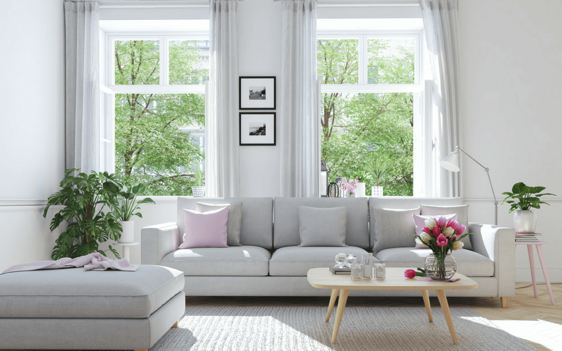 Perchè scegliere colori neutri ma eleganti prima di dare in affitto un appartamento