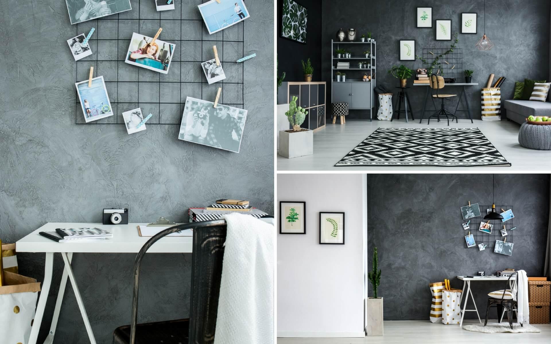 Pareti Con Fotografie : Come decorare le pareti in modo originale blog oknoplast