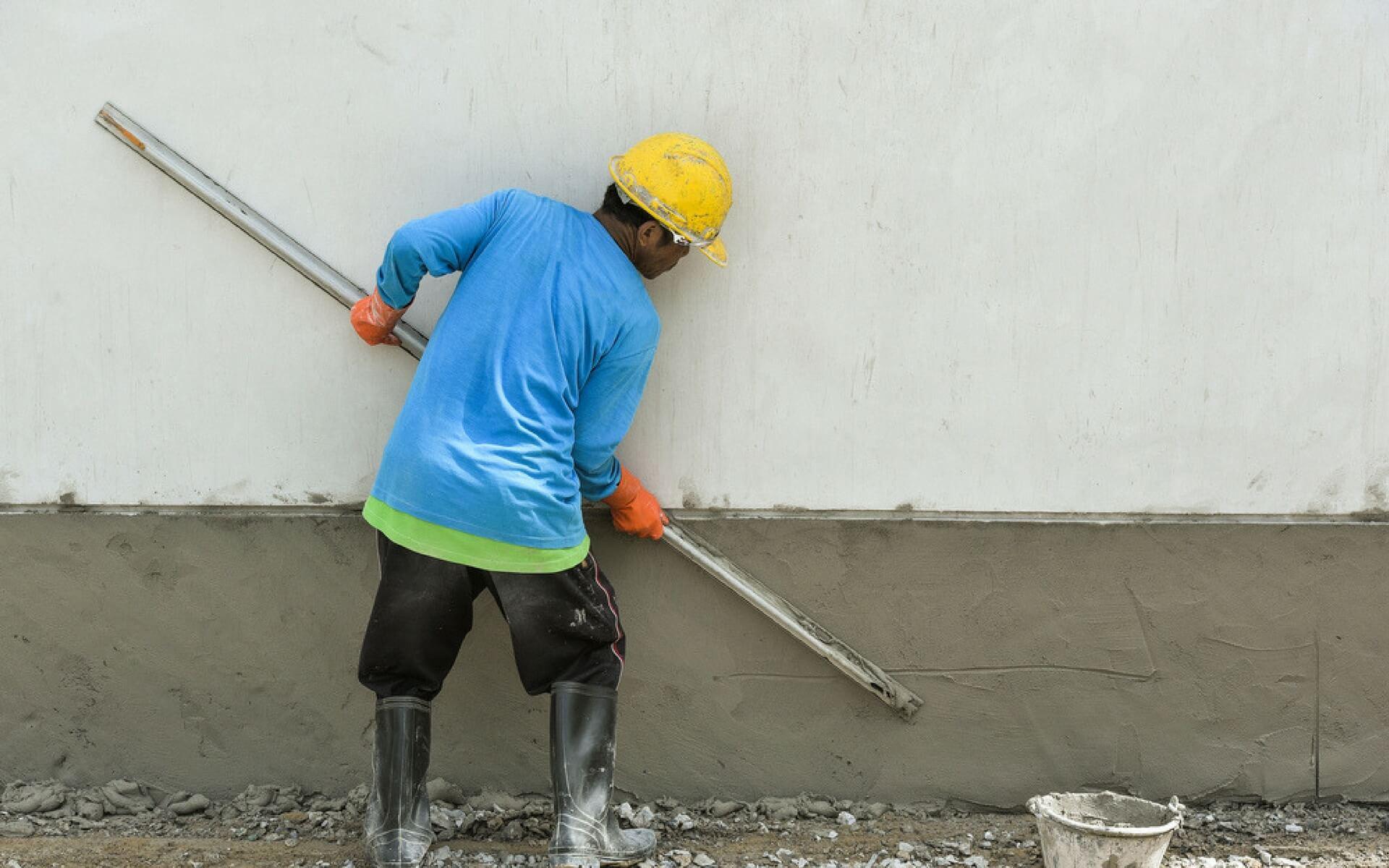 Ecco la soluzione per eliminare le infiltrazioni laterali nelle pareti fuori terra