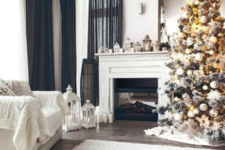 Come addobbare la casa per Natale in stile scandinavo