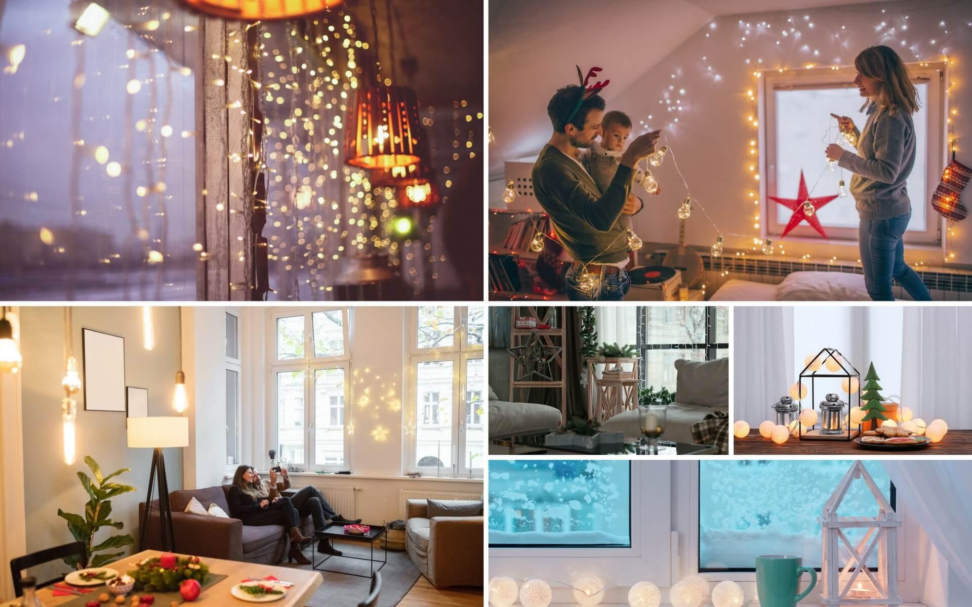 Decorazioni natalizie per porte e finestre blog oknoplast - Decorazioni natalizie per porte e finestre ...