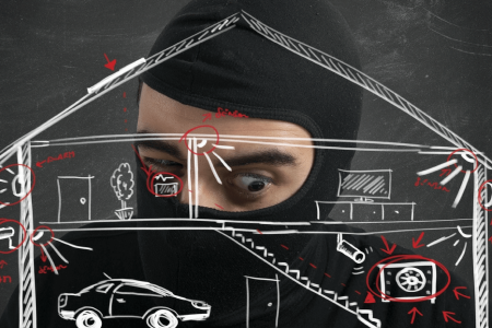 Difendere la casa dalle intrusioni