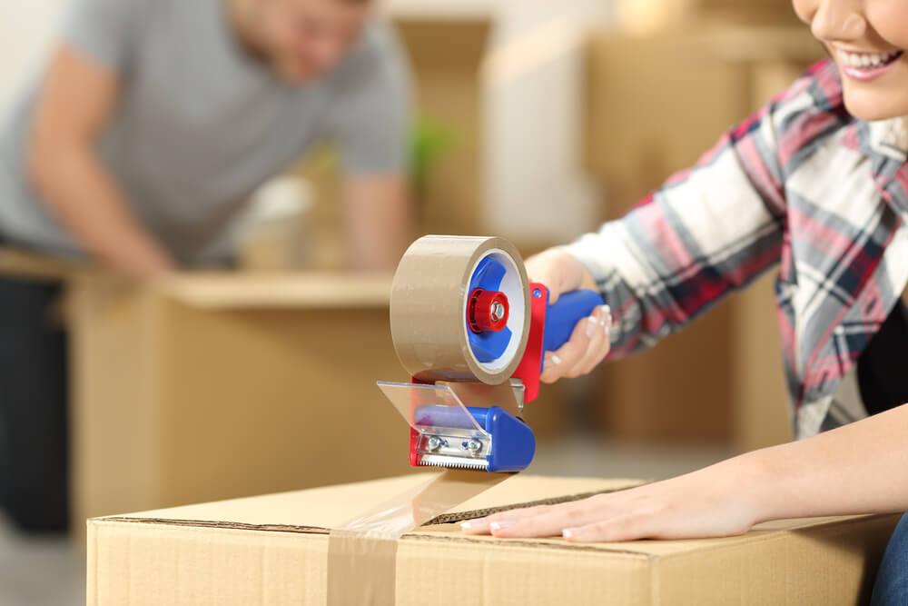 Consigli pratici per preparare gli scatoloni per il trasloco