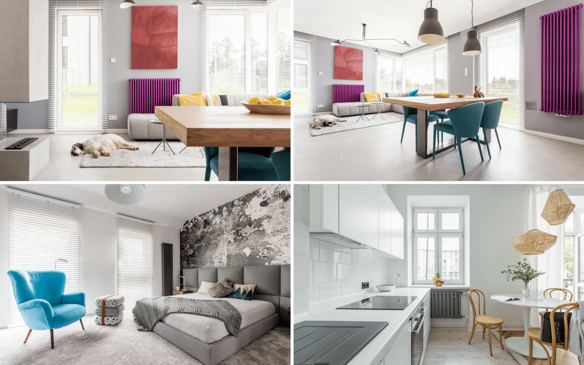 Come verniciare i termosifoni di casa scegliendo il colore giusto o realizzando decorazioni uniche
