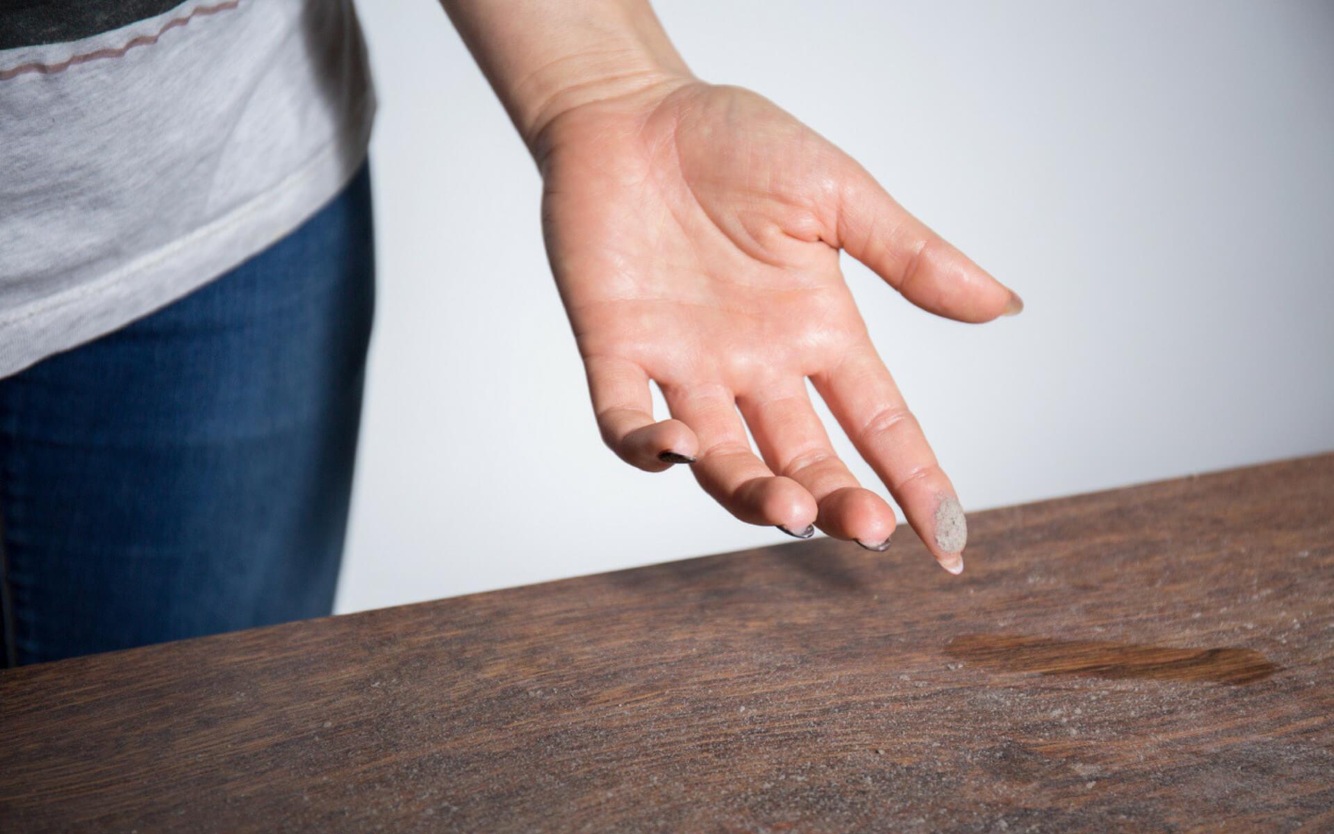 Come combattere la polvere e gli acari della polvere per evitare le allergie