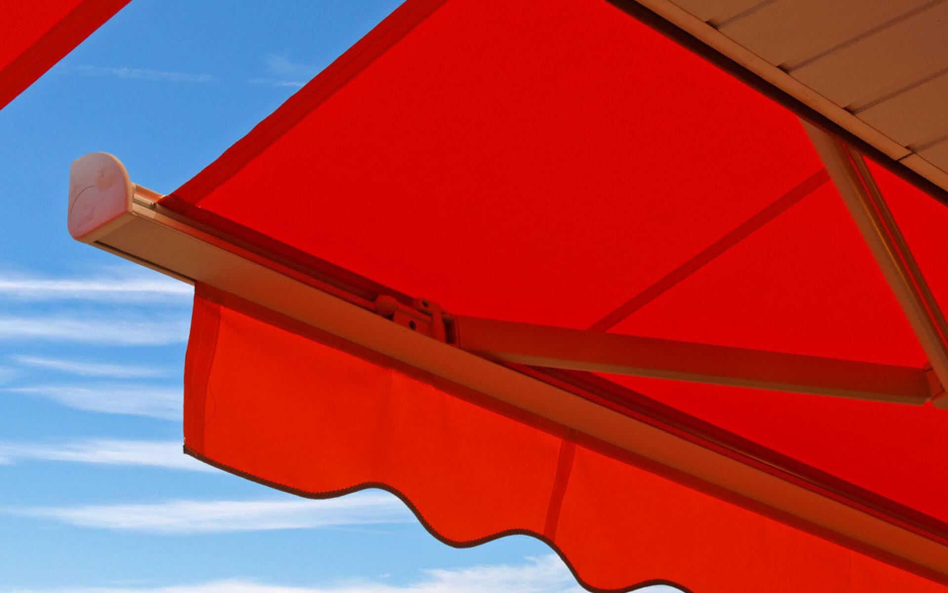 E' possibile realizzare alcune tipologie di tende da sole e gazebo senza bisogno di richiedere l'autorizzazione paesaggistica