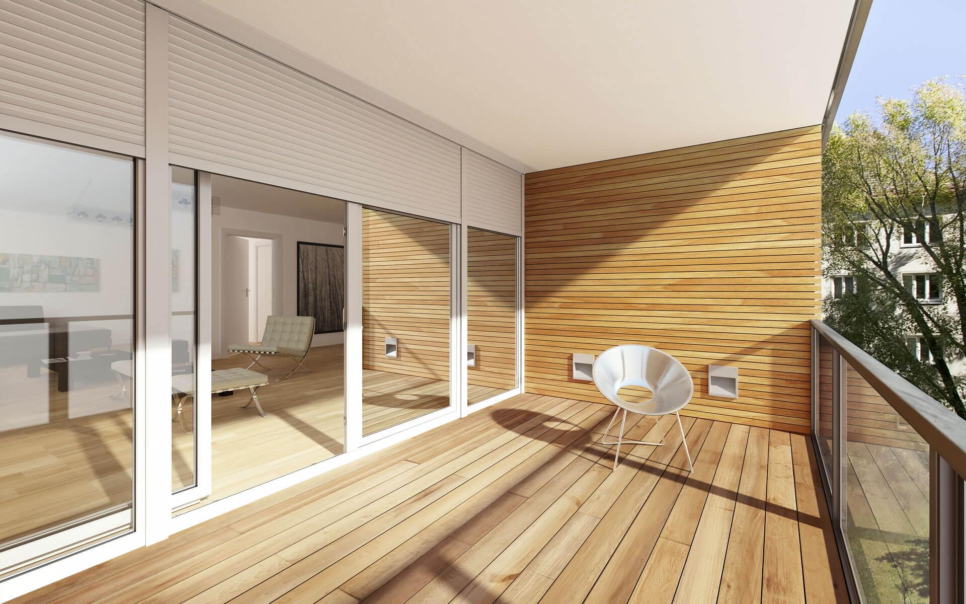 La migliore soluzione per proteggere la casa dal caldo all'esterno sono delle moderne tapparelle in pvc