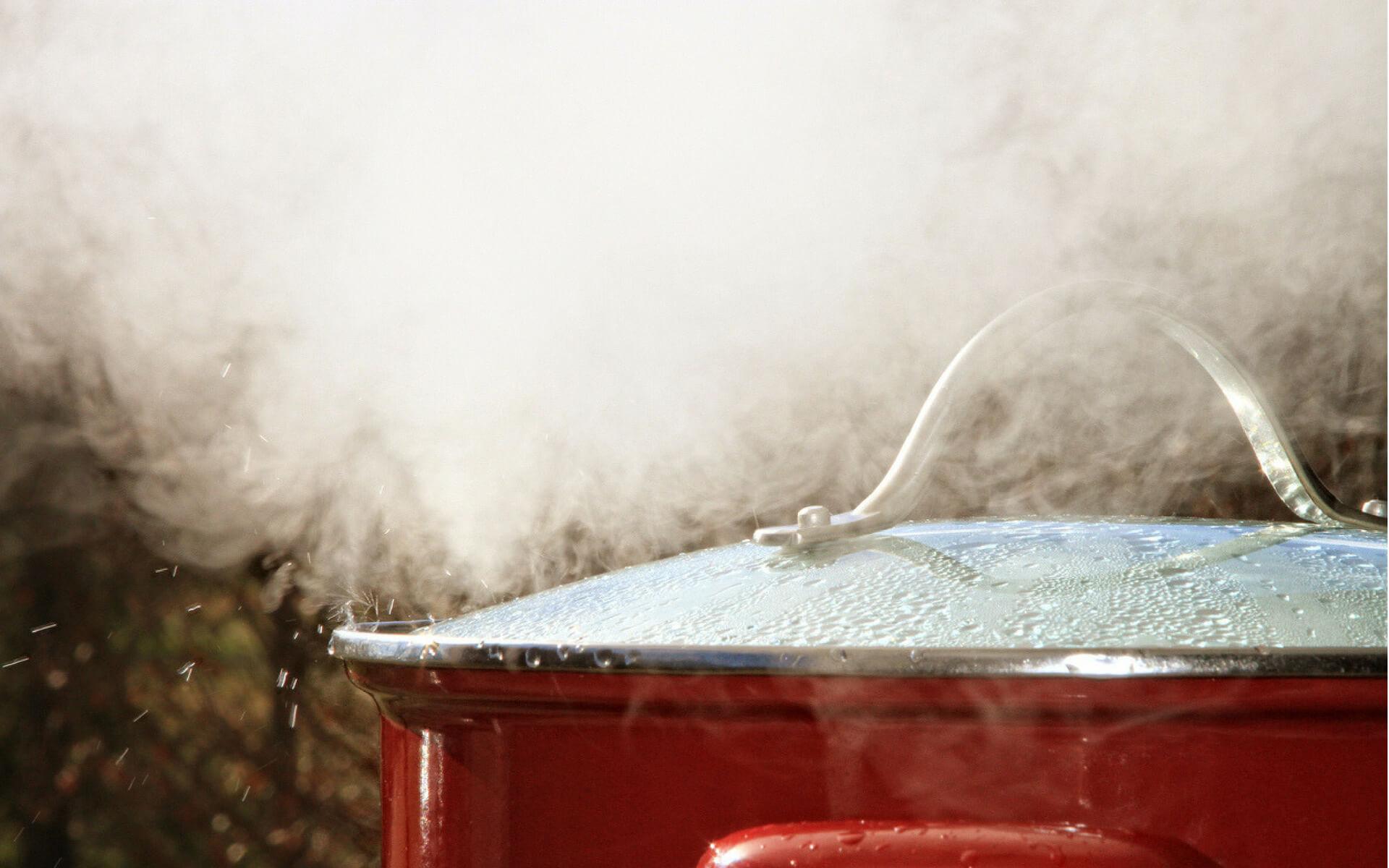 Il mancato ricambio d'aria in casa può provocare la formazione di muffa e condensa