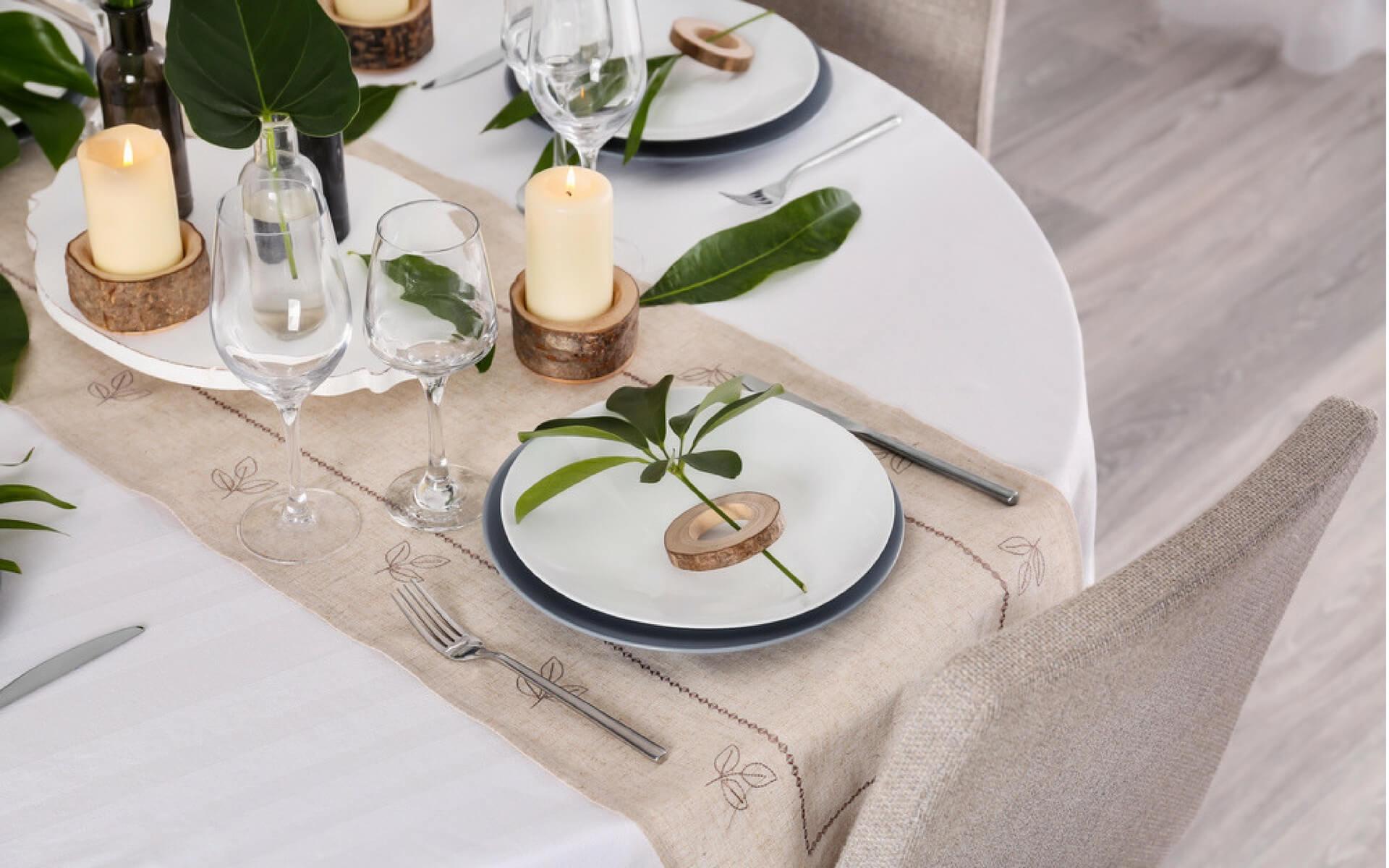 Consigli per decorare la tavola per la festa di Ferragosto