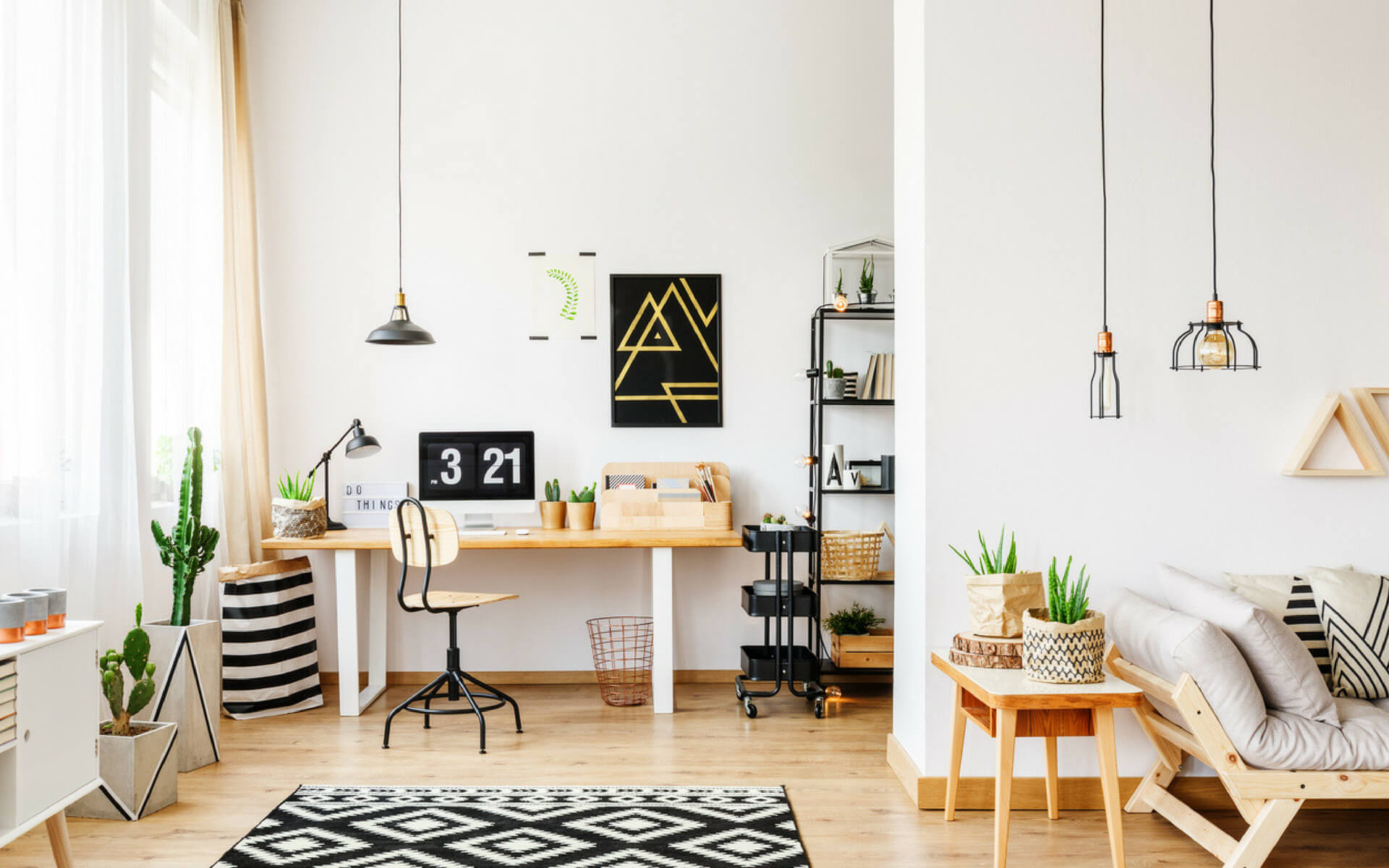 Come creare un angolo studio per ragazzi blog oknoplast for Arredare lo studio in casa