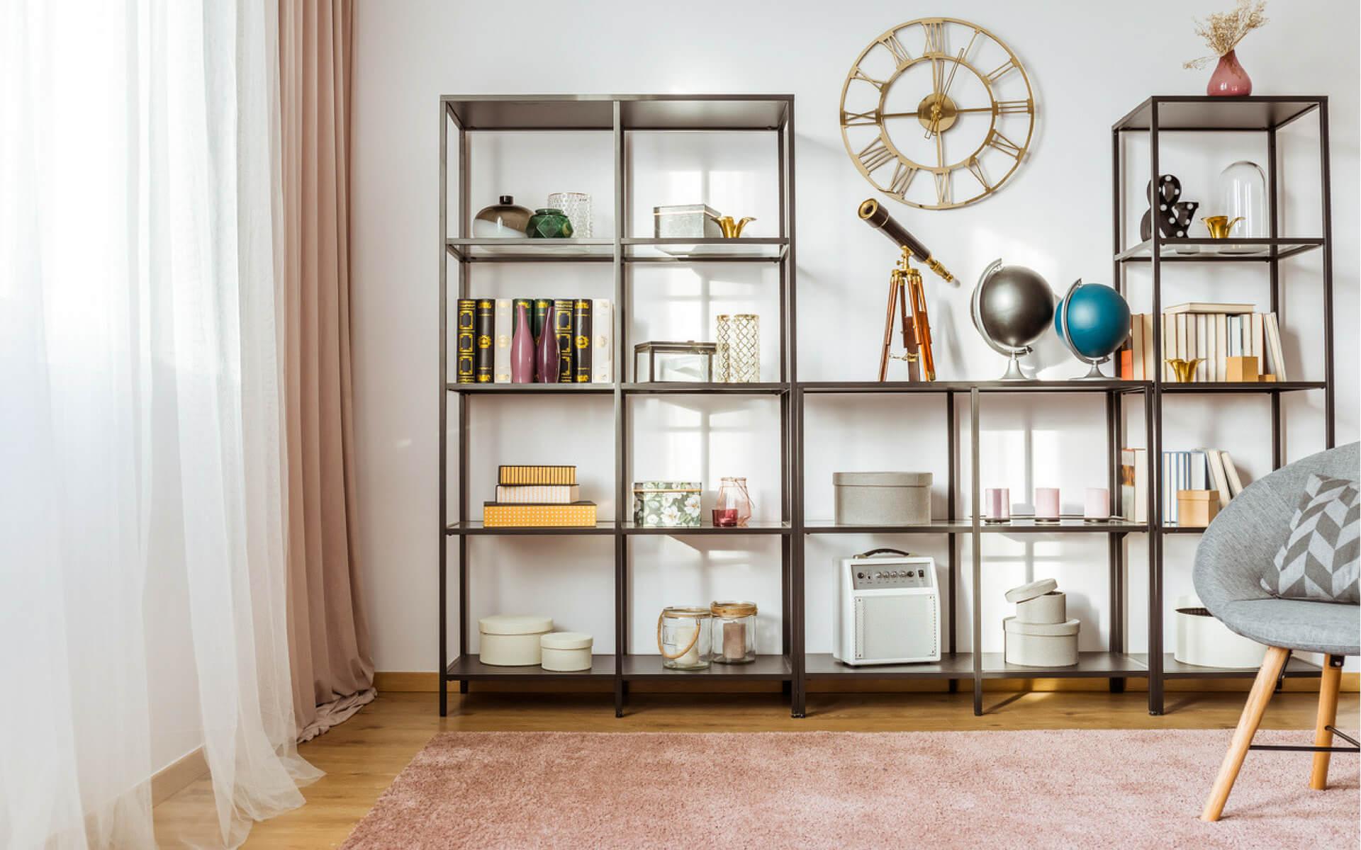 Come arredare una libreria in modo creativo blog oknoplast for Arredare con la luce