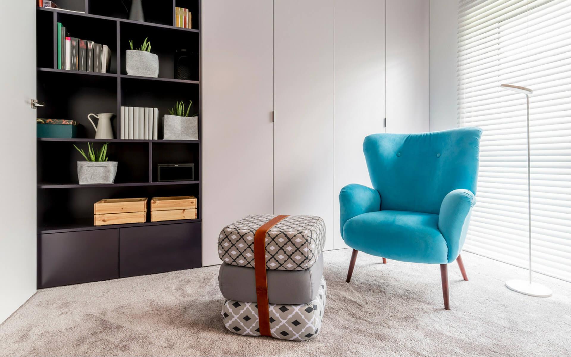 Consigli utili per creare e arredare un angolo lettura in casa