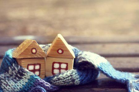 Consigli per isolare la casa dal freddo dell'inverno e aumentare il risparmio energetico