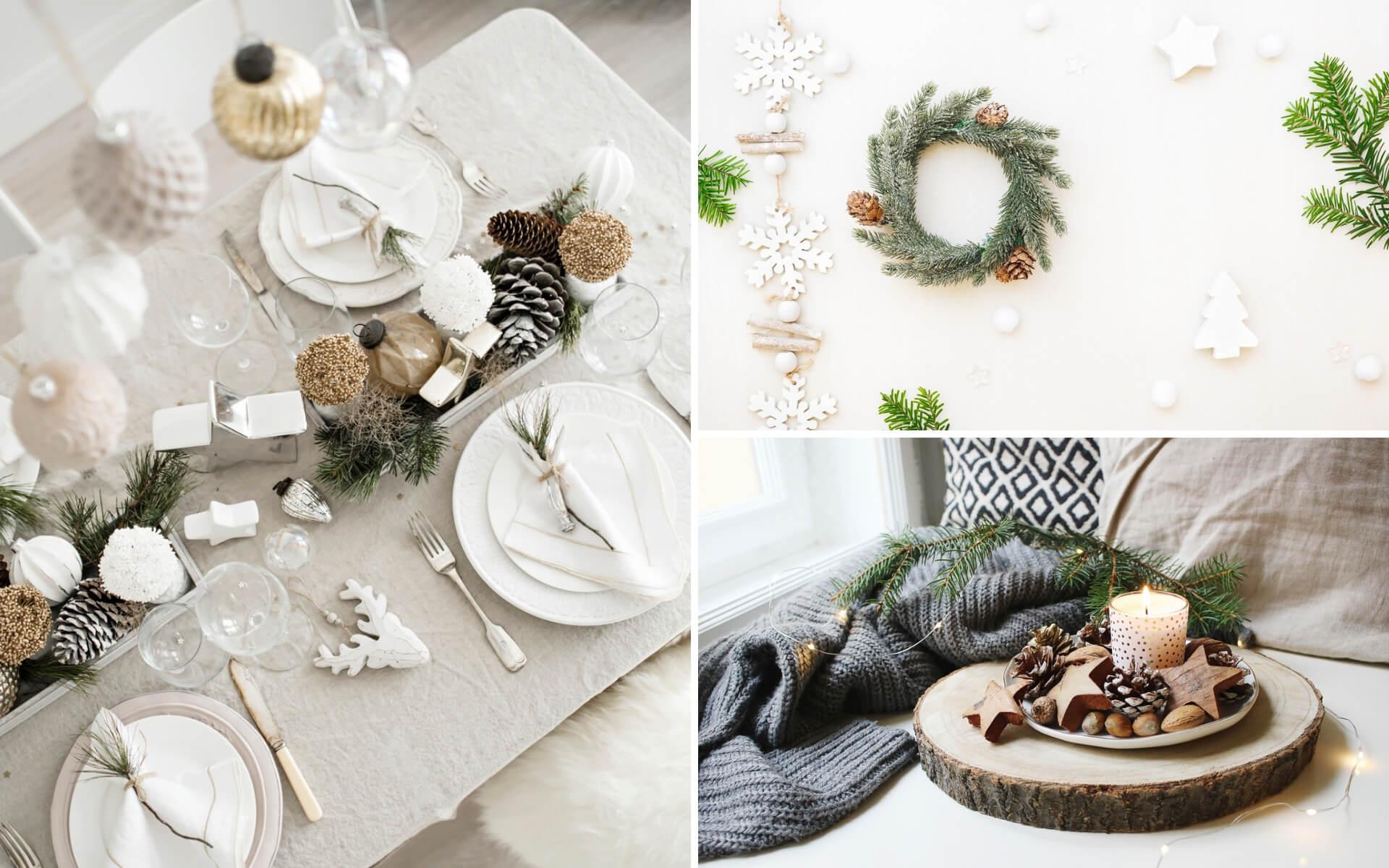 Idee per decorare la casa durante il natale in stile cozy tradizionale