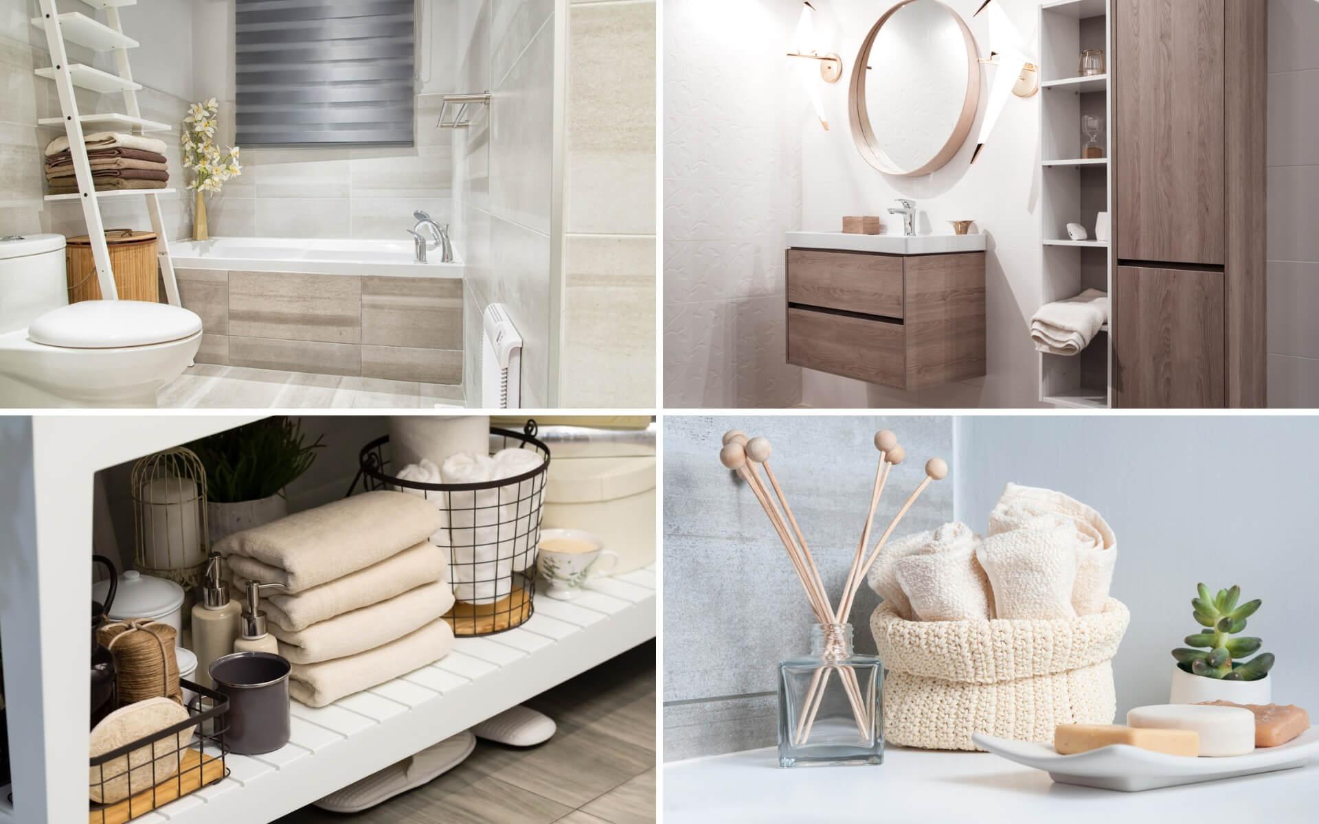 Consigli e suggerimenti per sfruttare al meglio tutti gli spazi in bagno