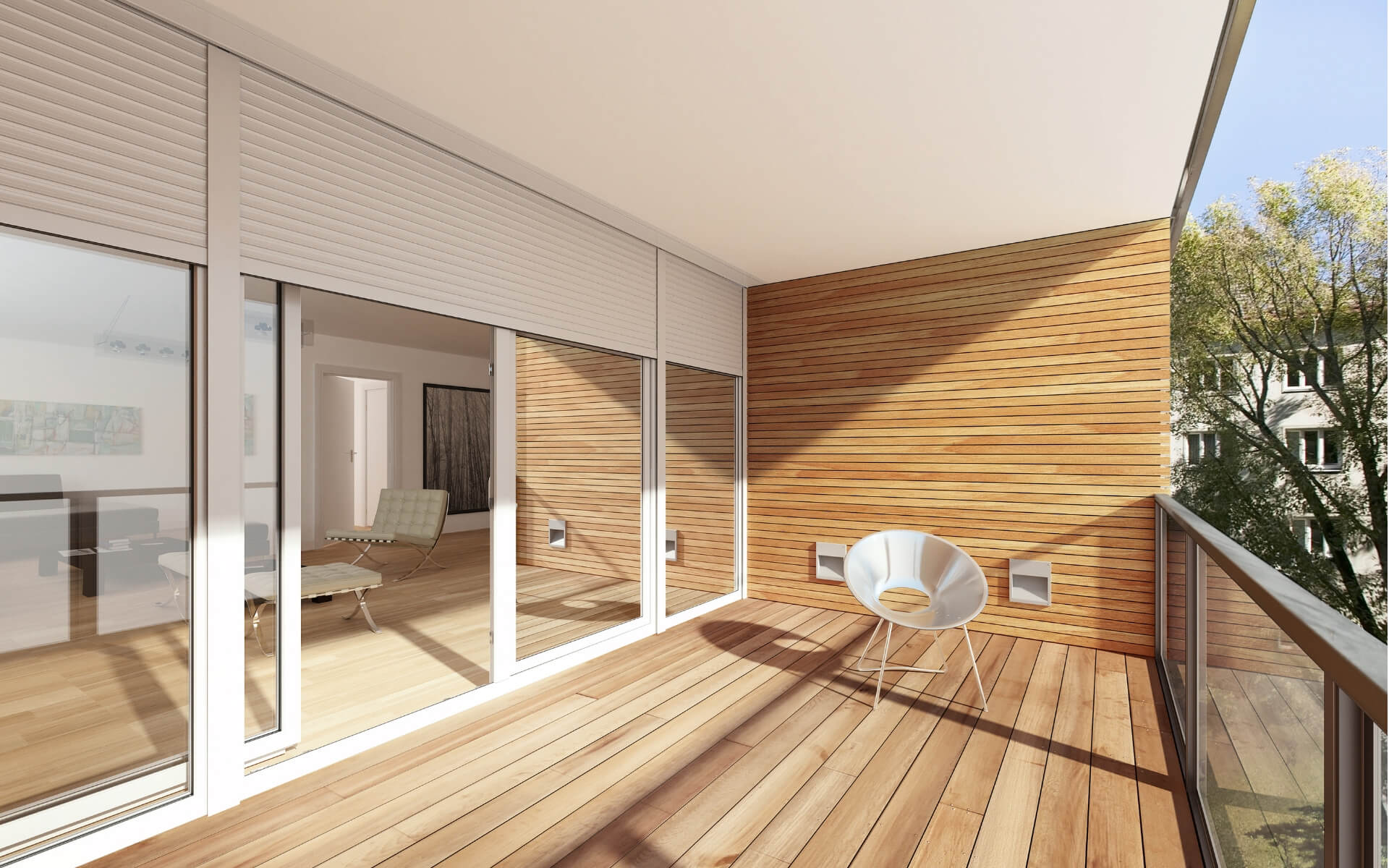 Sostituire le vecchie tapparelle e coibentare i cassonetti migliora l'isolamento termico della vostra abitazione
