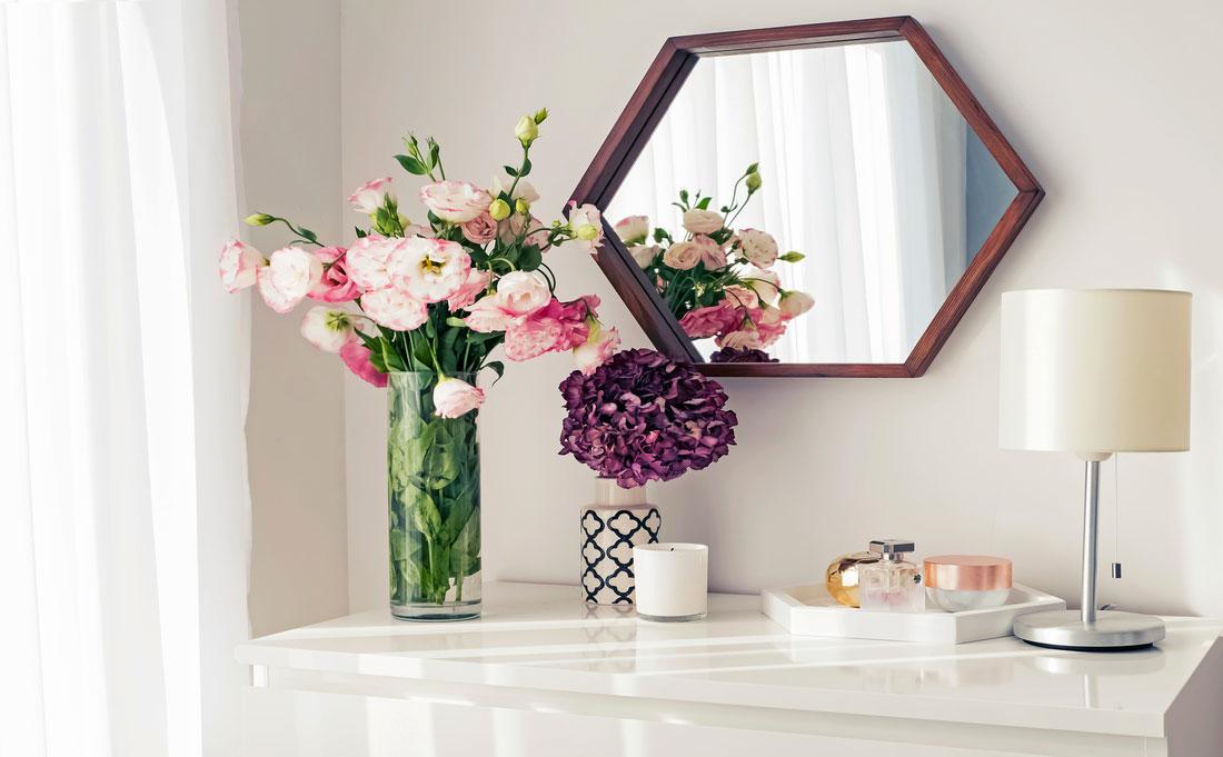 fiori per decorare casa a primavera