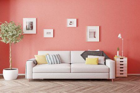 Colore Pantone 2019 interior desogn