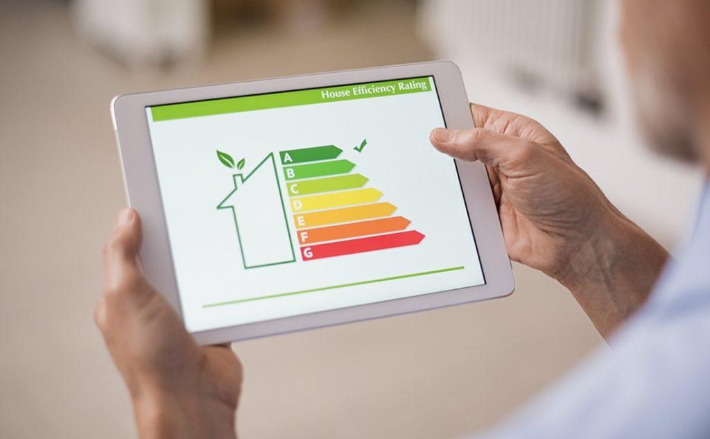 classi energetiche per l'isolamento delle finestre in pvc