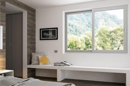 finestre scorrevoli in pvc